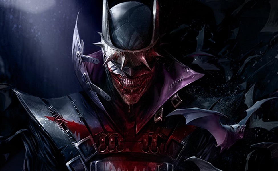 Batman from The Batman Who Laughs