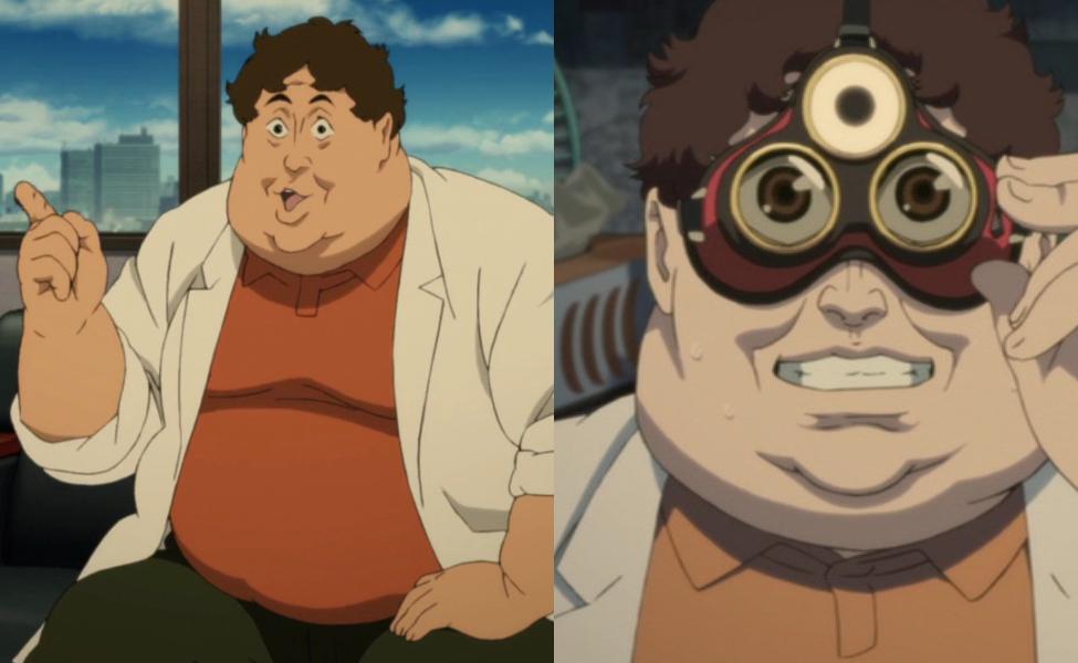 Doctor Kōsaku Tokita from Paprika