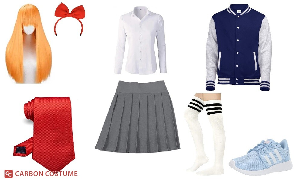 Kyoko from River City Girls Costume
