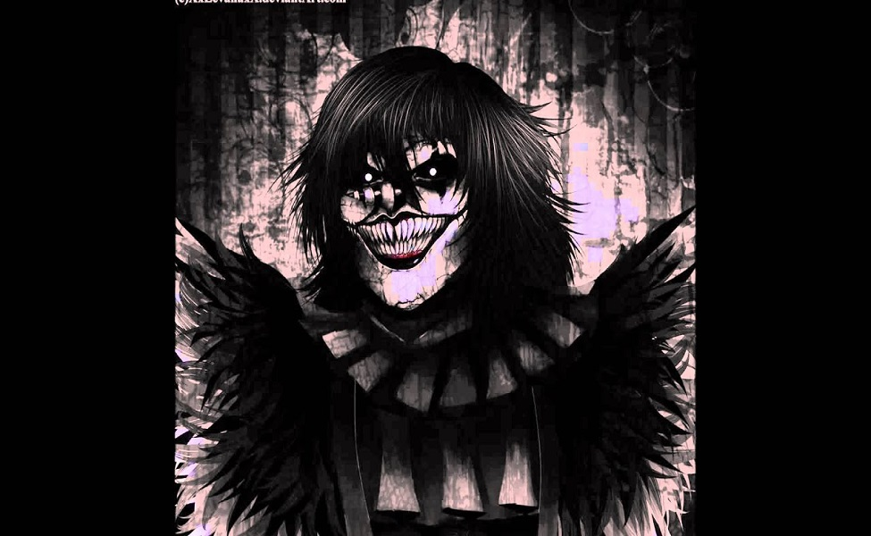 Laughing Jack from CreepyPasta