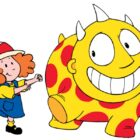 Maggie from Maggie and the Ferocious Beast