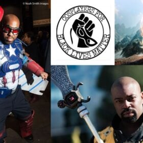 Spotlight on Black Cosplayers (Part 2): An Interview with Brandon, Christopher, and Portia