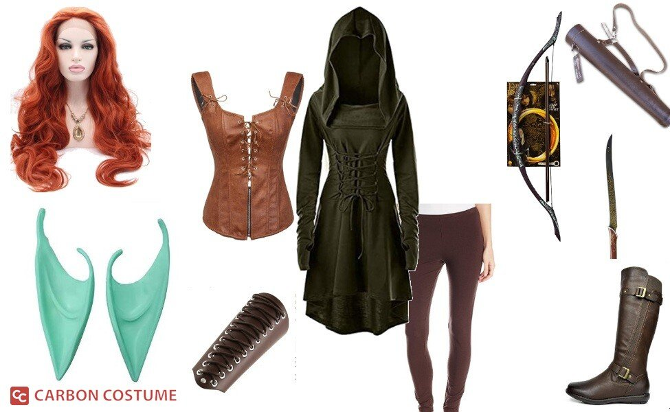 Tauriel from The Hobbit Costume