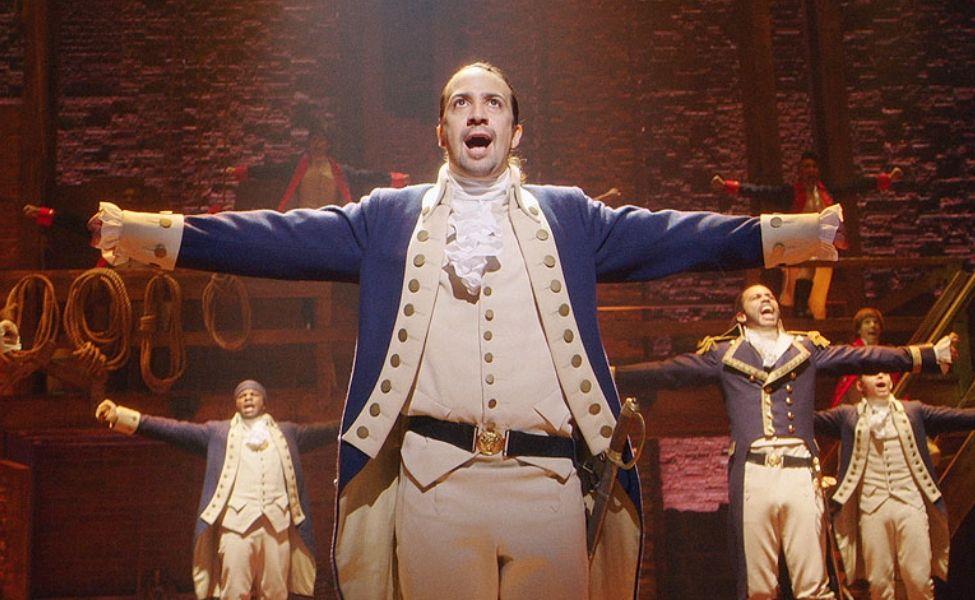 Alexander Hamilton from Hamilton