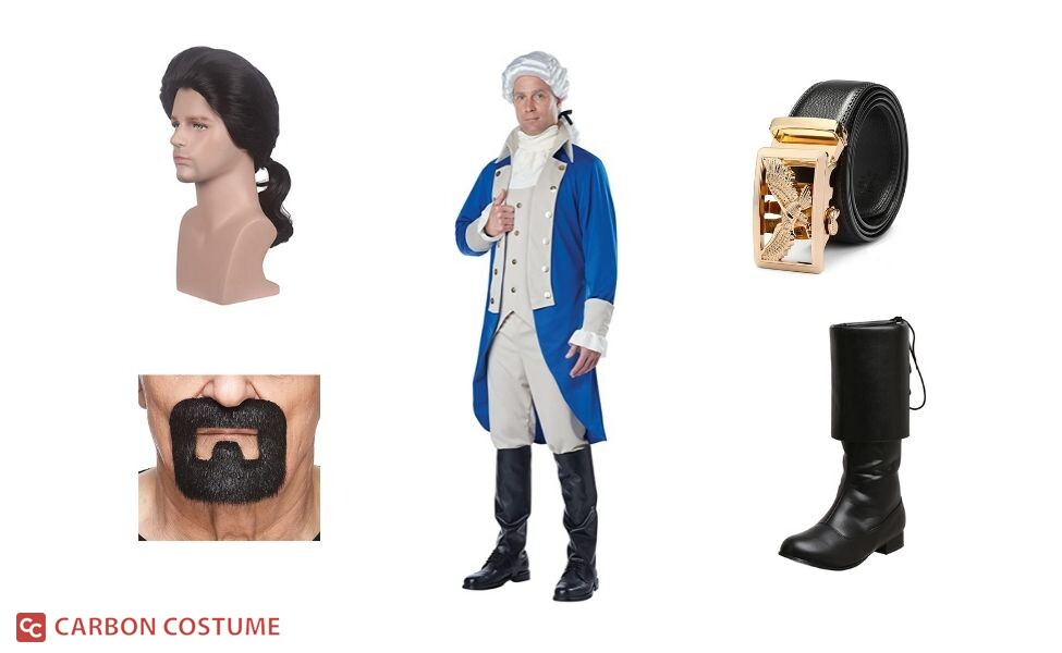 Alexander Hamilton from Hamilton Costume