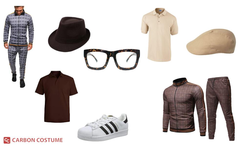 Coach from The Gentlemen Costume
