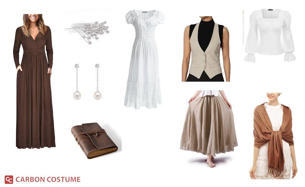 """Elizabeth """"Lizzie"""" Bennet Costume"""