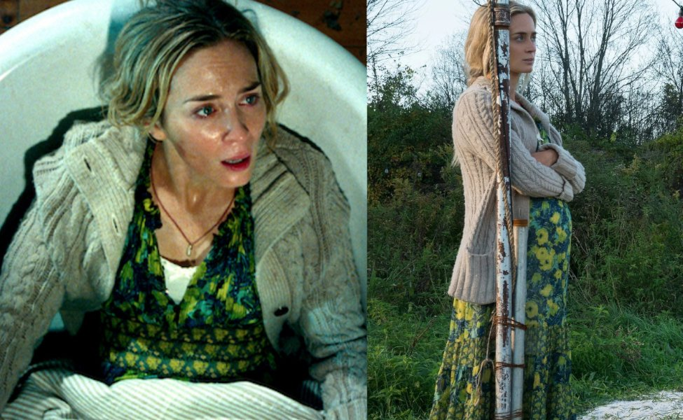 Evelyn Abbott from A Quiet Place