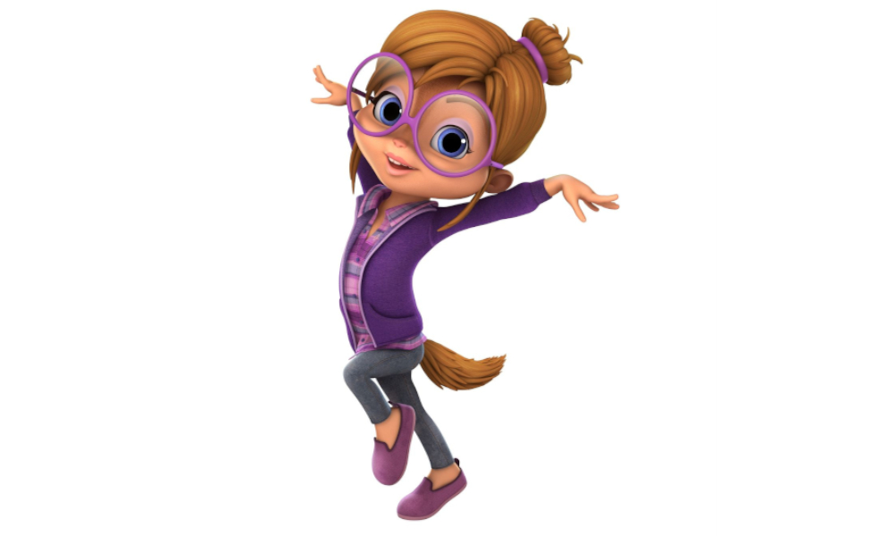 Jeanette Miller from Alvin and the Chipmunks (2015)