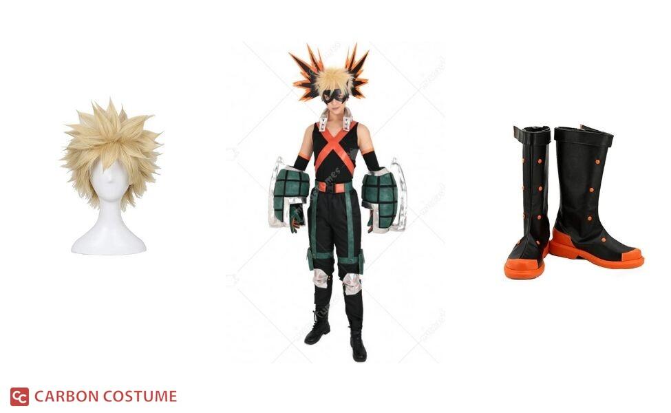 Katsuki Bakugo Costume