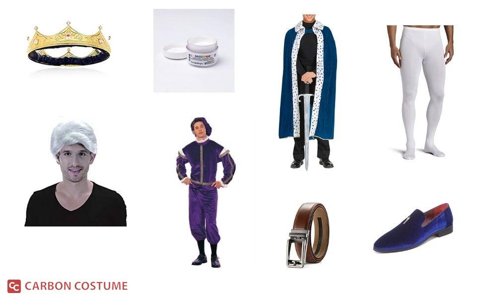 King Harold from Shrek Costume