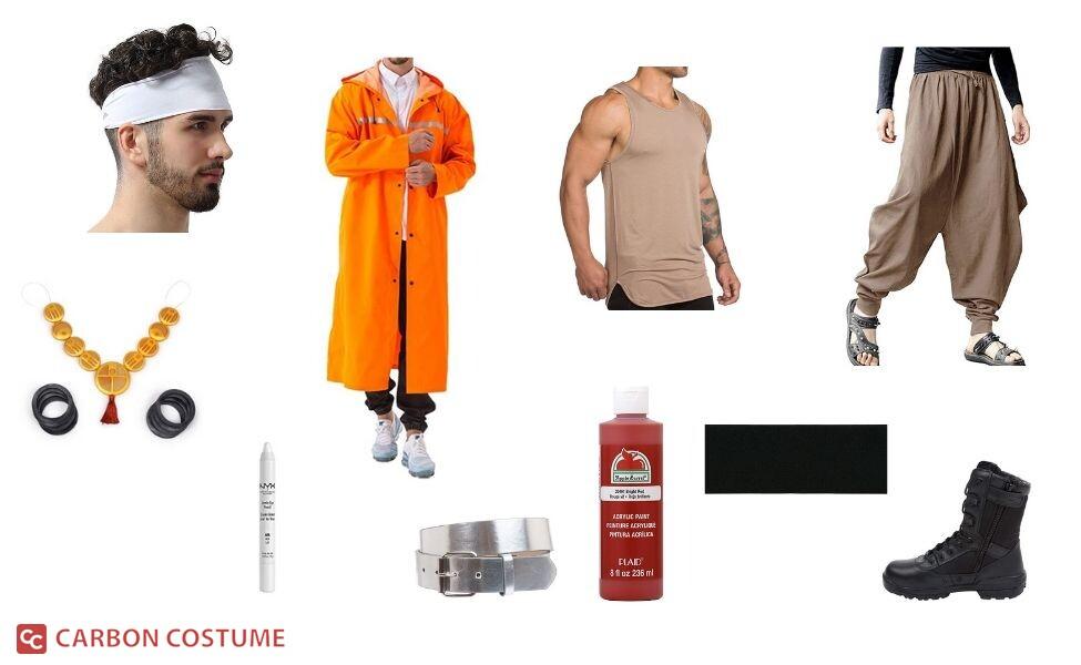 Muhammad Avdol Costume