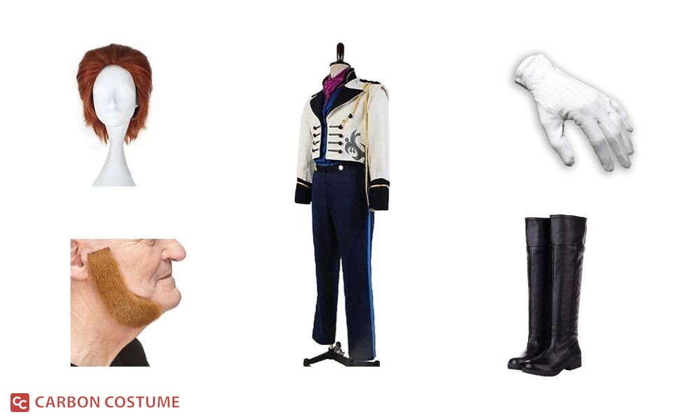 Prince Hans of the Southern Isles Costume