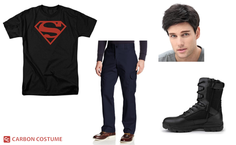 Superboy from Titans Costume