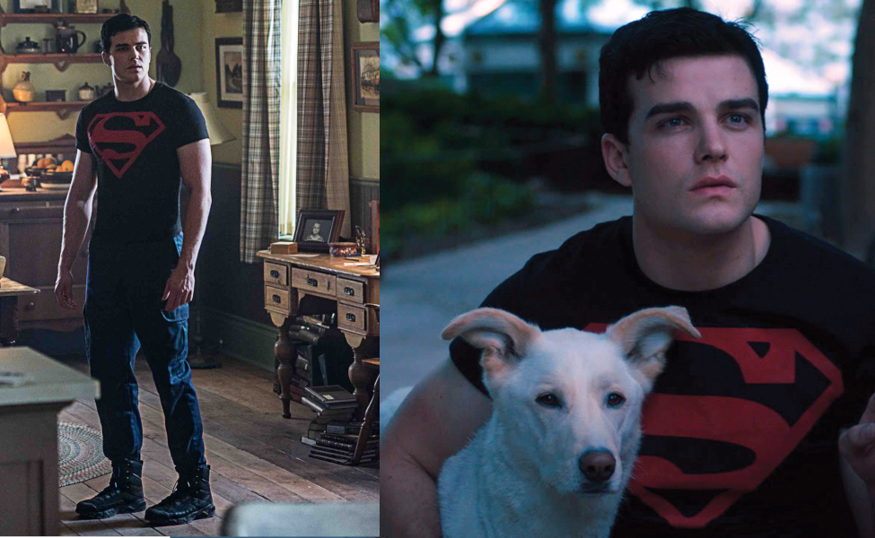 Superboy from Titans