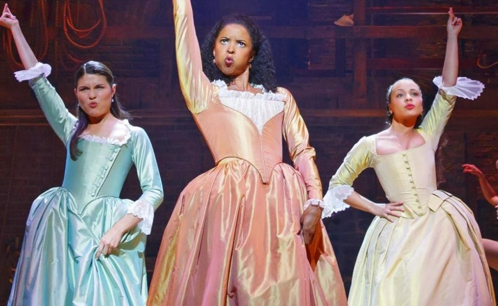 The Schuyler Sisters From Hamilton Costume Carbon Costume Diy Dress Up Guides For Cosplay Halloween