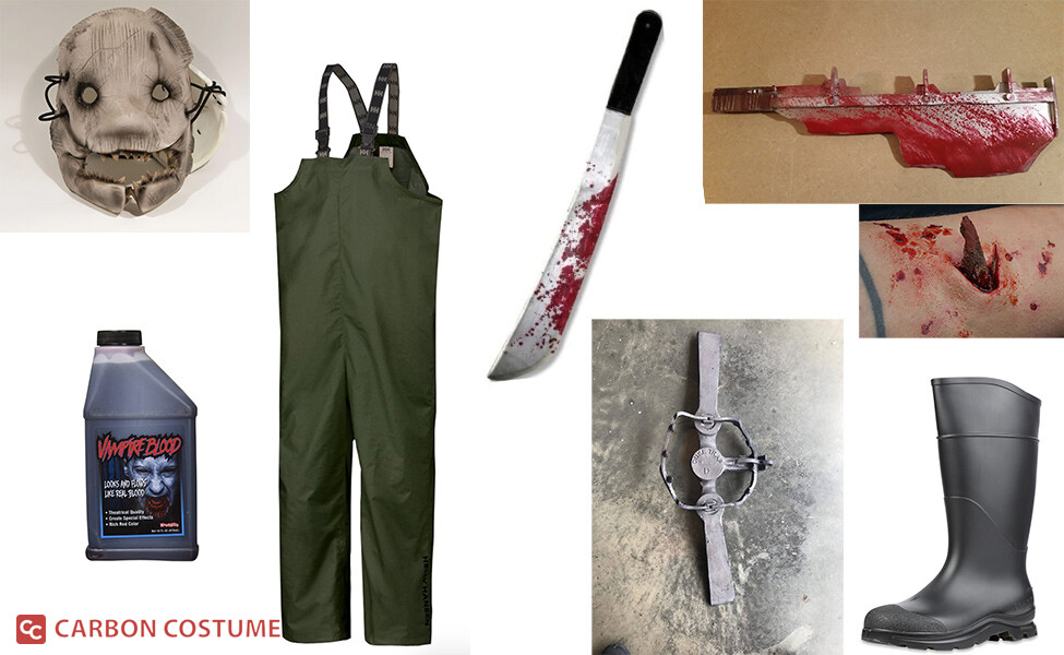 The Trapper from Dead by Daylight Costume