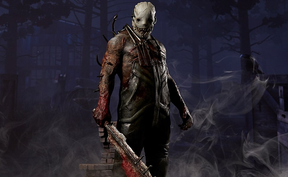The Trapper from Dead by Daylight
