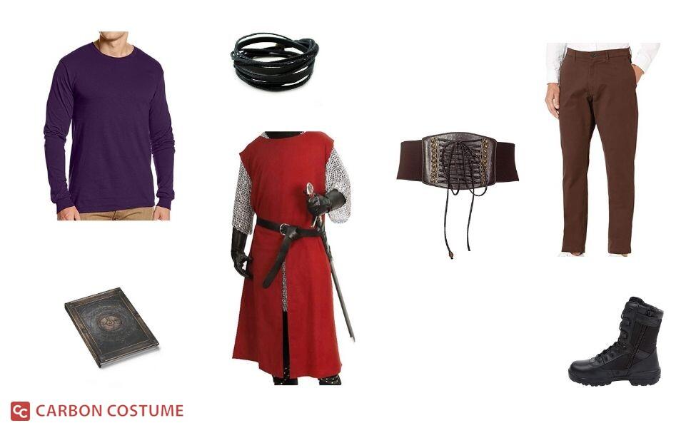 Wong Costume