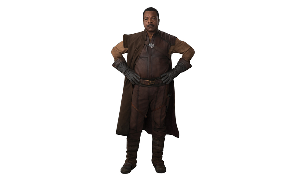Greef Karga from The Mandalorian
