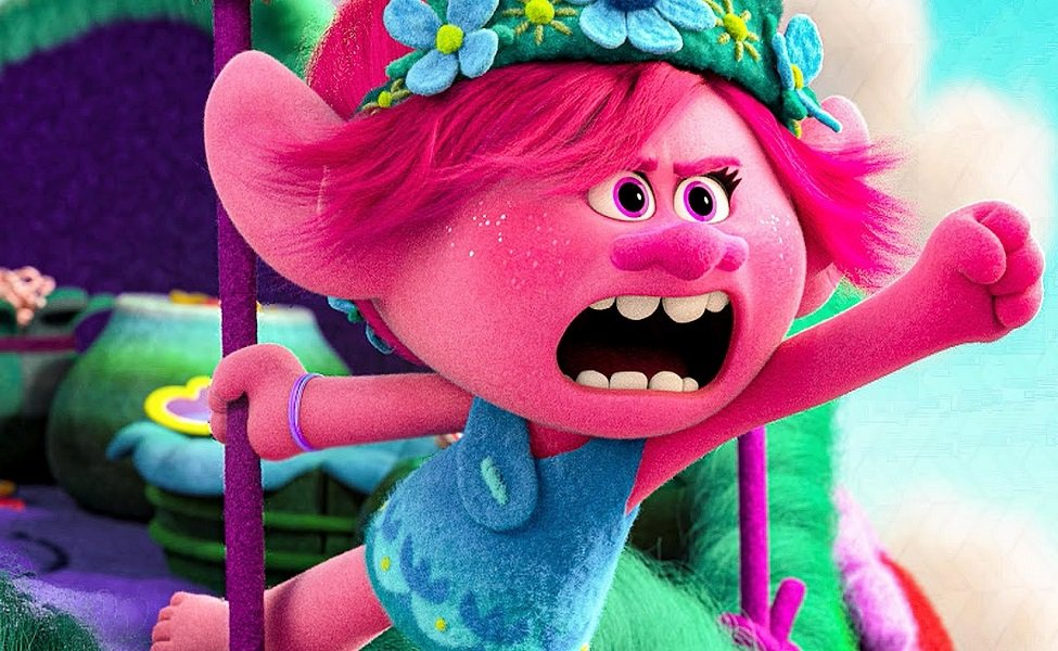 Poppy from Trolls World Tour