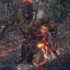 Soul of Cinder from Dark Souls