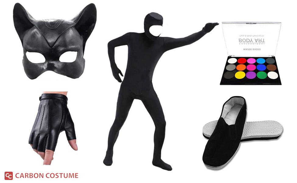 Wildcat Costume