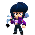 Bibi from Brawl Stars