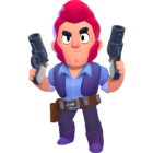 Colt from Brawl Stars