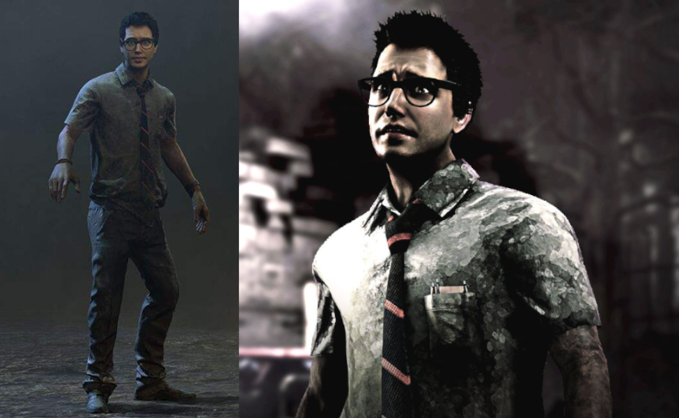 Dwight Fairfield from Dead by Daylight