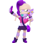 Emz from Brawl Stars