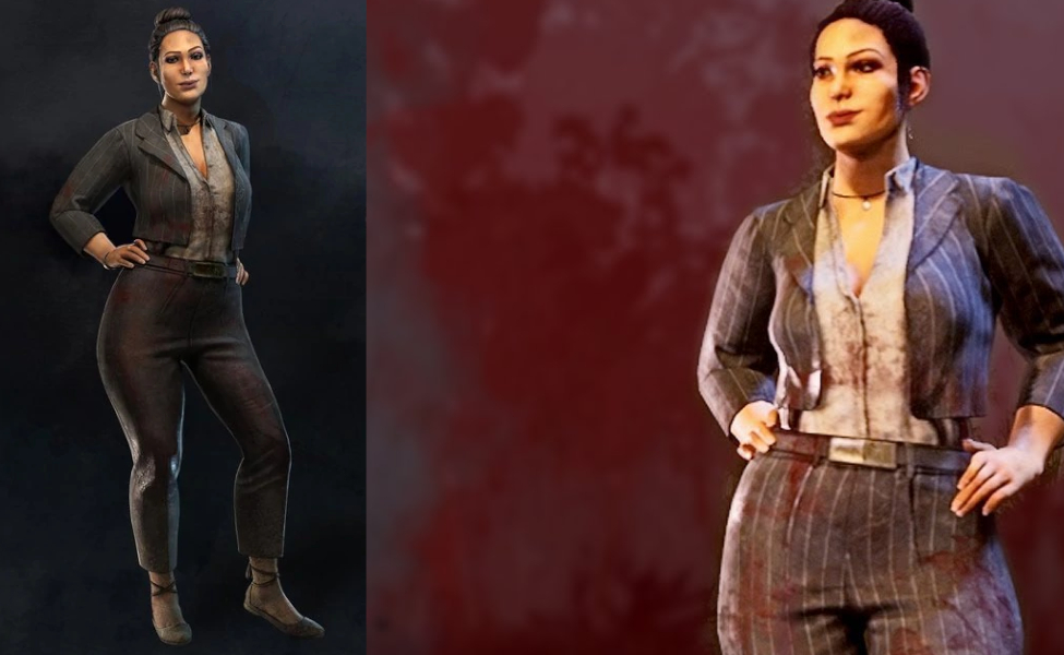 Jane Romero from Dead by Daylight
