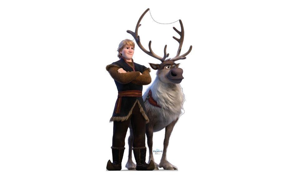 Kristoff in Frozen 2