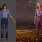 laurie strode from dead by daylight