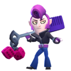 Rockabilly Mortis from Brawl Stars