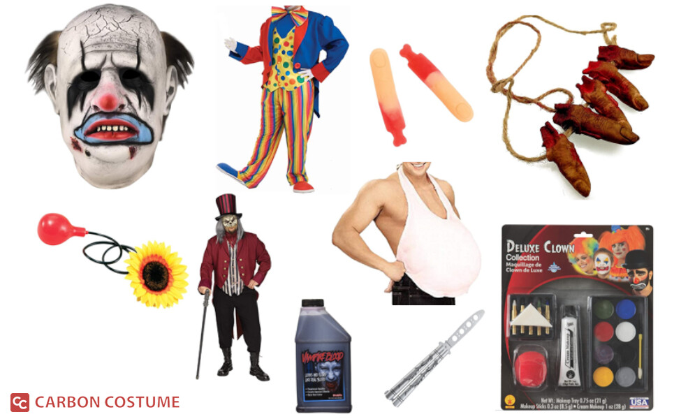 The Clown from Dead By Daylight Costume