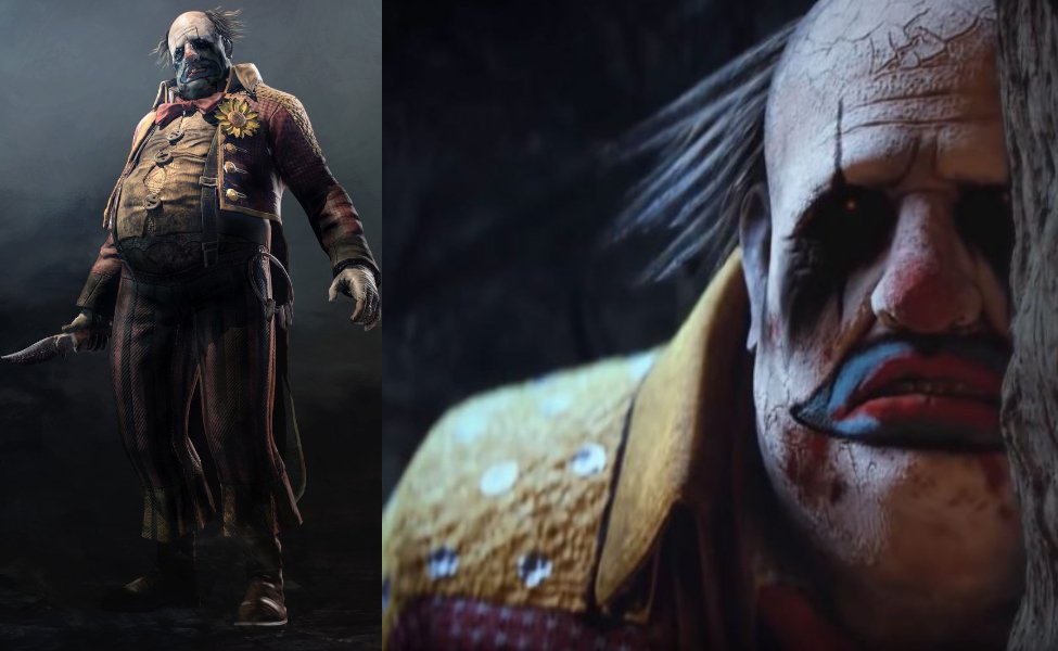 The Clown from Dead By Daylight