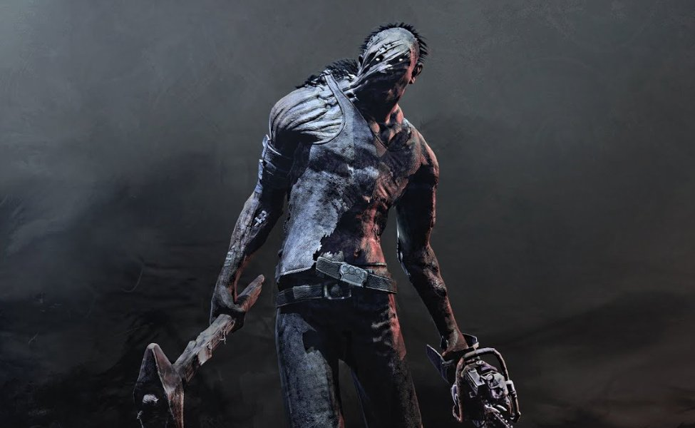 The Hillbilly from Dead by Daylight
