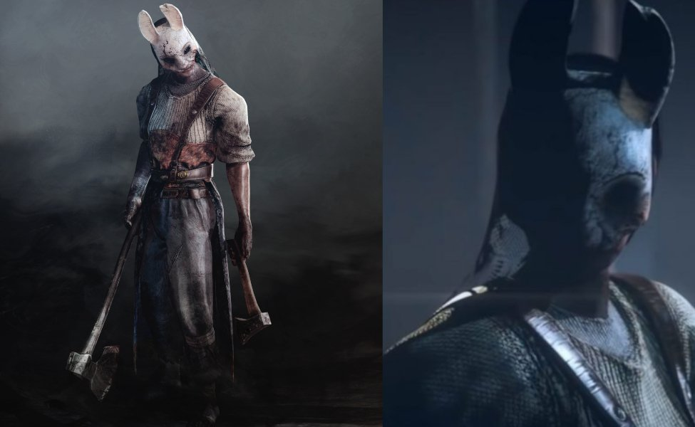 The Huntress from Dead by Daylight
