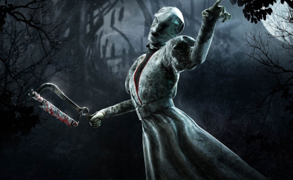 The Nurse from Dead by Daylight