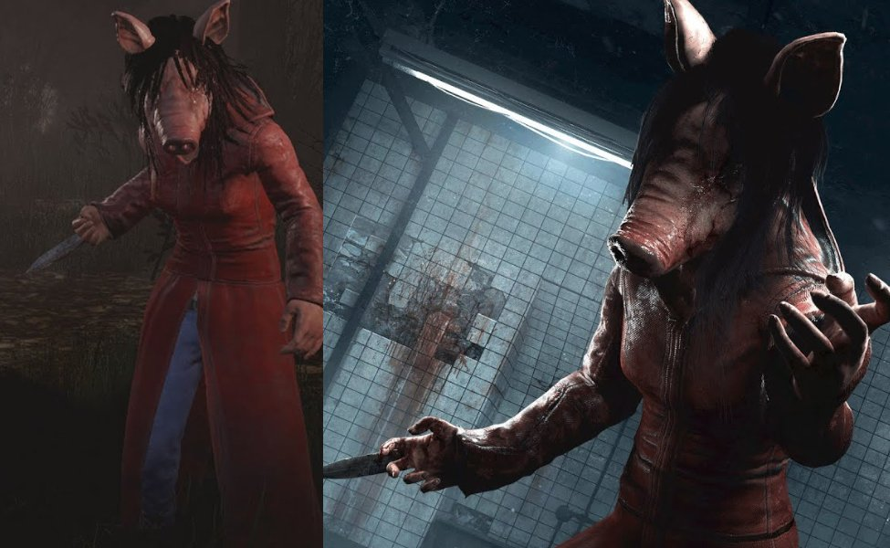 The Pig from Dead by Daylight