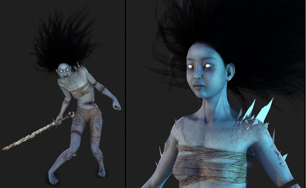 The Spirit from Dead by Daylight