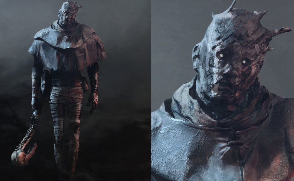 The Wraith from Dead by Daylight