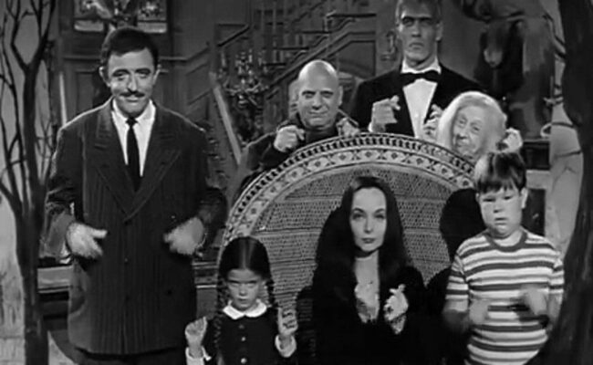 Addams Family Show