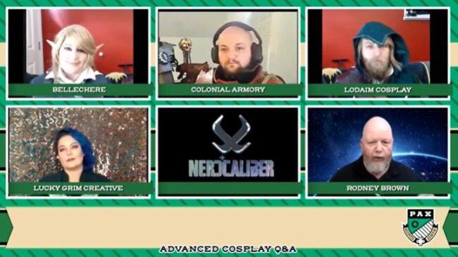 Advanced Cosplay Q&A