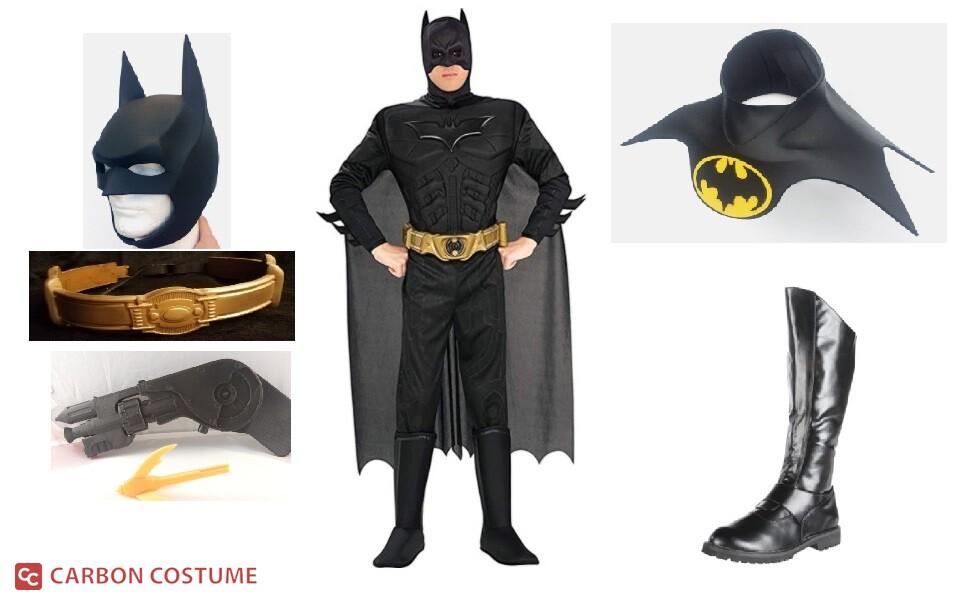 Batman (1989) Costume