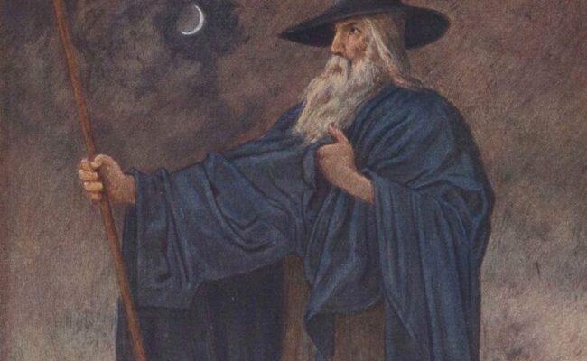 Odin by Hanz Thomas
