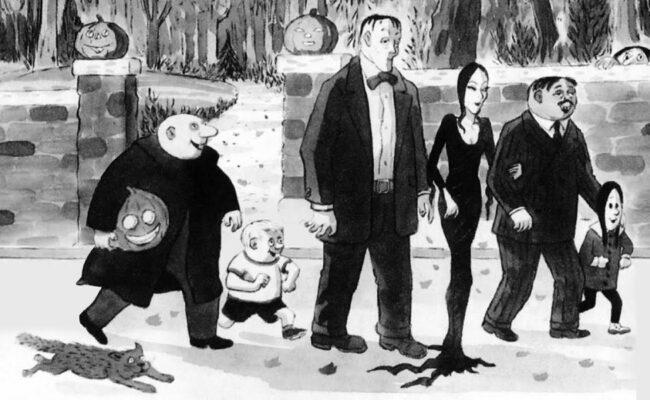 Original Addams Family