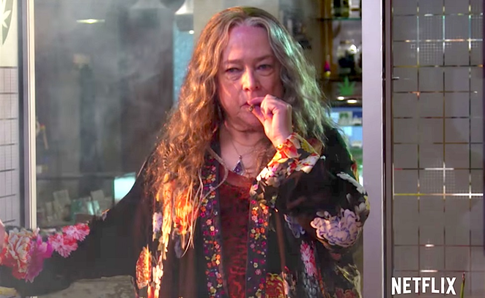 Ruth Whitefeather Feldman from Disjointed