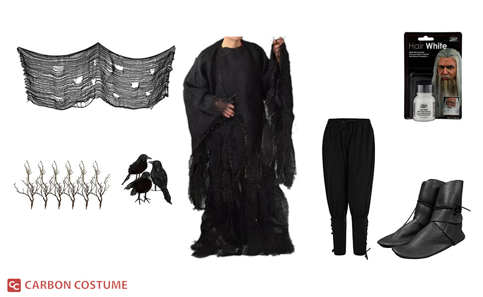 The Three-Eyed Raven from Game of Thrones Costume